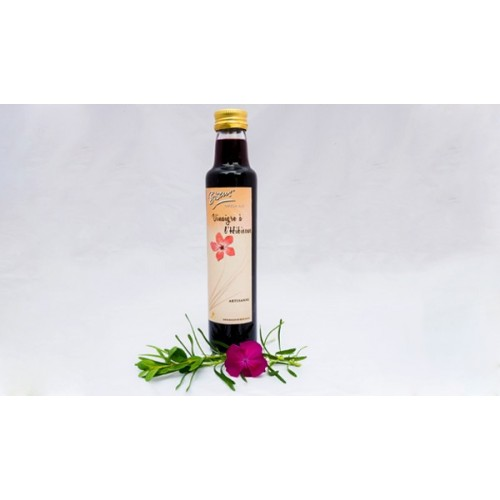 Balsamico azijn met hibiscus 25 cl (Biscus)