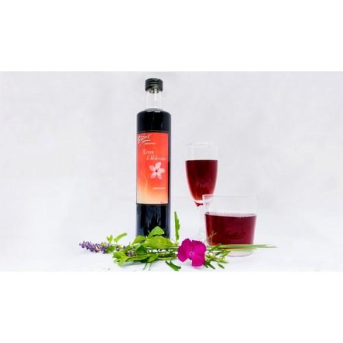 Hibiscus siroop 50 cl  (Biscus)