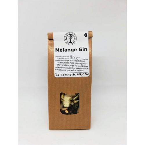 Mélange gin 50 g (Comptoir africain)
