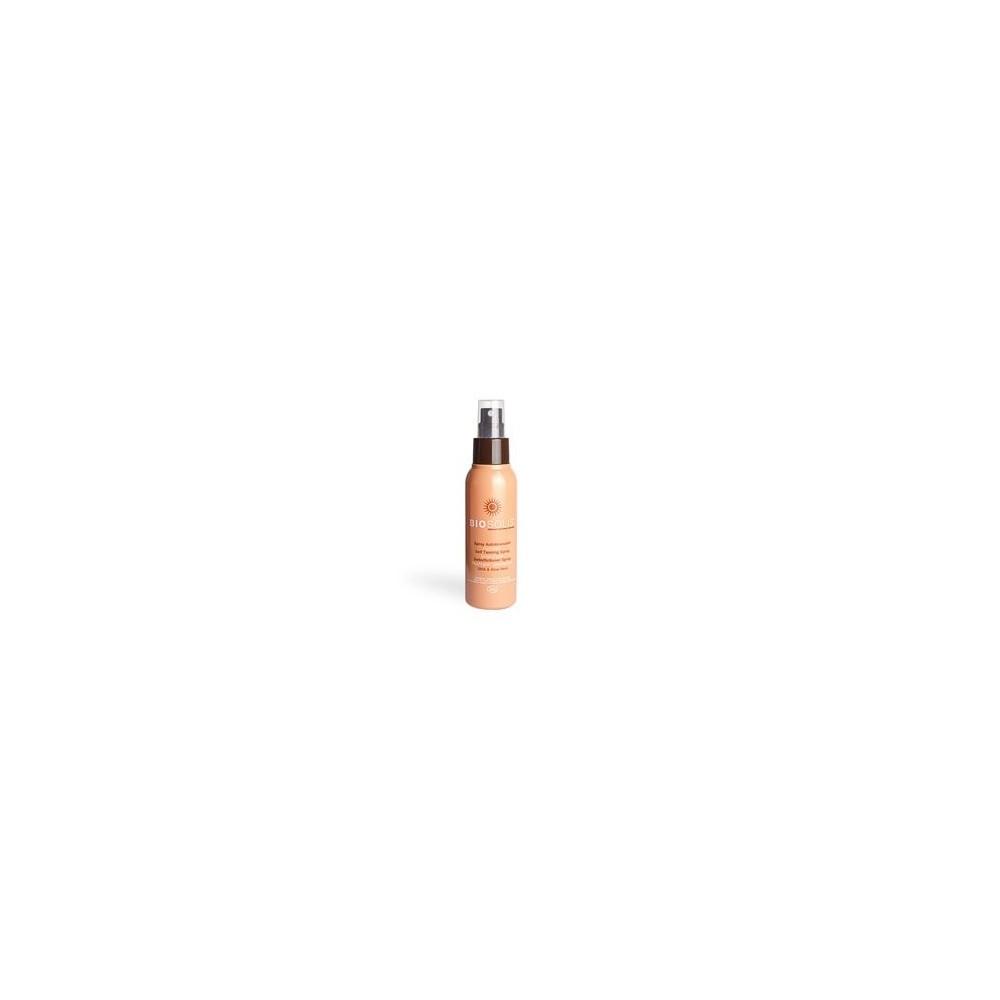 Zelfbruiner spray bio 150 ml (Biosolis)
