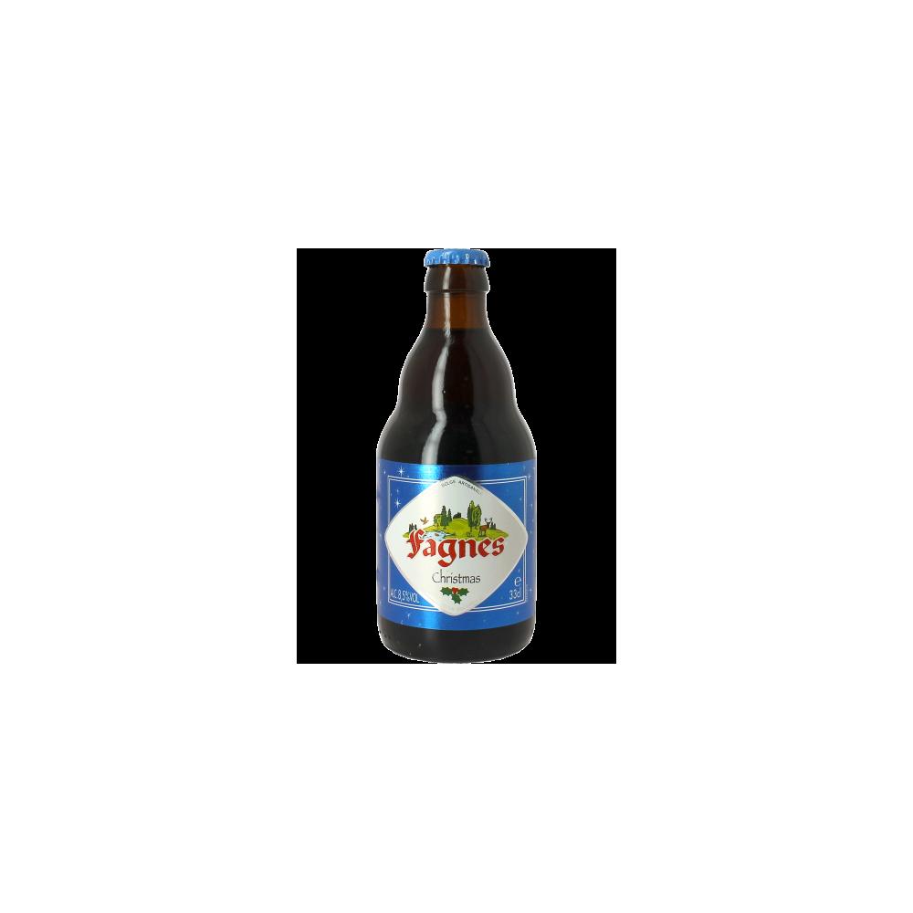Bière de Noël Fagnes 33 cl