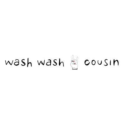 Après-shampoing solide 24 g (Wash Wash Cousin)