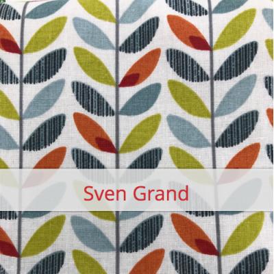 Herbruikbare zak voor brood -  klein Sven  (Flax & Stitch)