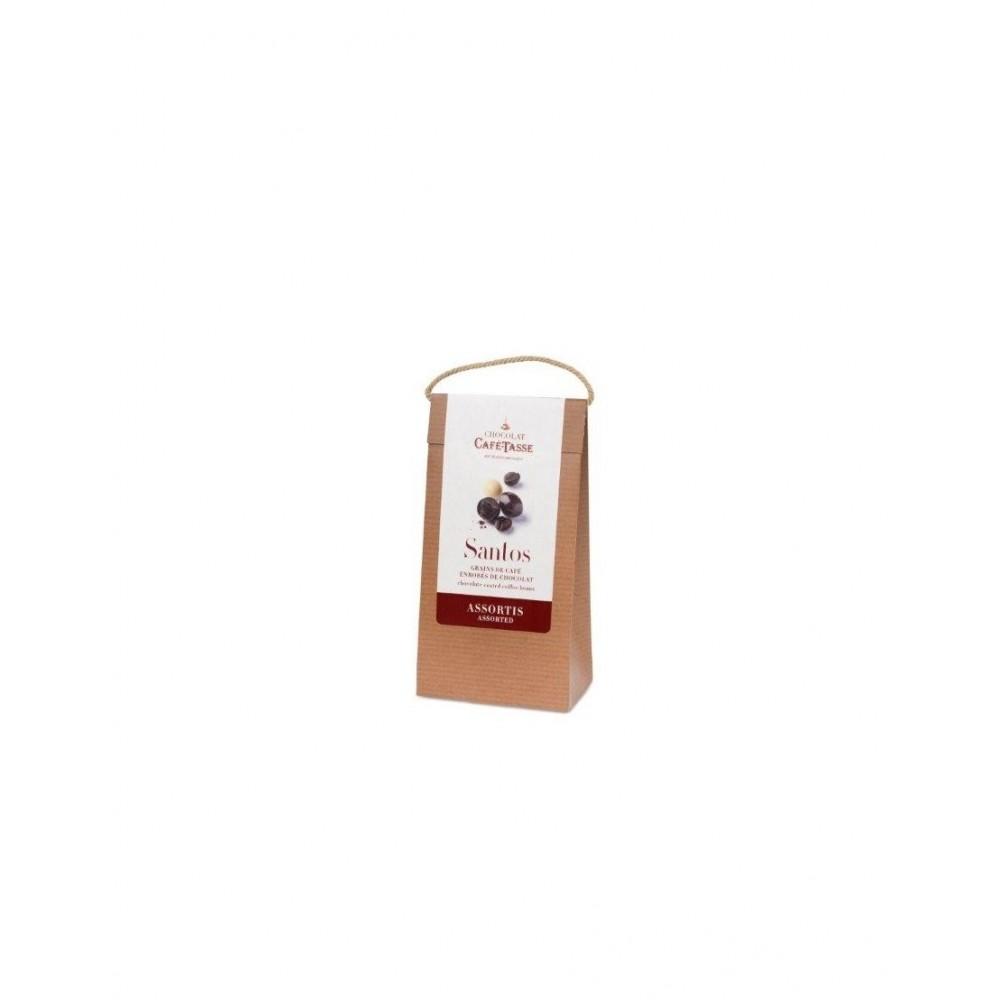 Santos assortis 125 g (Café-Tasse)