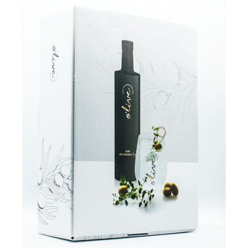 O'live Gin Gift Box