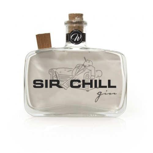 Churchill's gin 50 cl (BEST Creators)