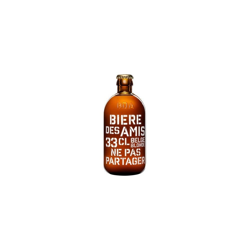 Bière des amis 33 cl (Brasserie des légendes)