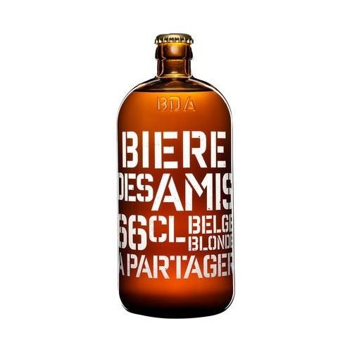 Bière des amis 66 cl (Brasserie des Légendes)