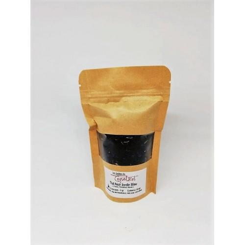 Thé noir jardin bleu (Gelées du coquelicot)