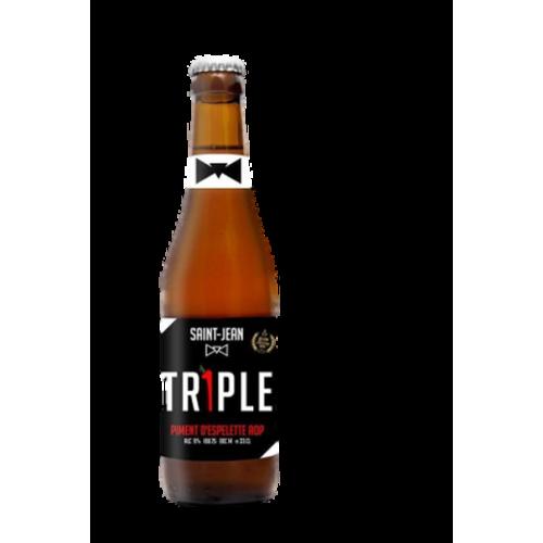 Espelettepeper bier 33 cl (Saint-Jean)