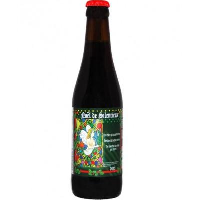 Bière de Noël de Silenrieux 33 cl