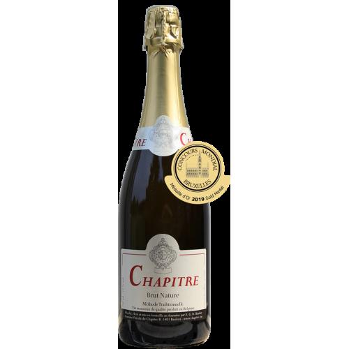 Mousserende wijn Brut Nature 75 cl (Domaine du Chapitre)