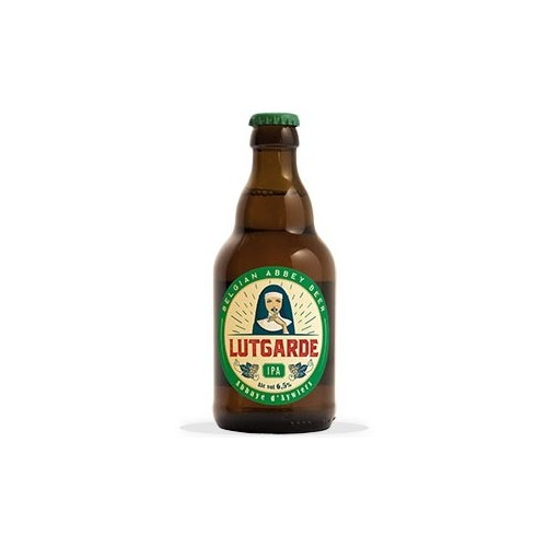 Lutgarde IPA 33 cl  (Abbaye d'Aywiers)
