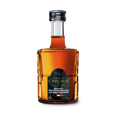 Whisky Gouden Carolus Single Malt 5 cl (Distillerie Het Anker)