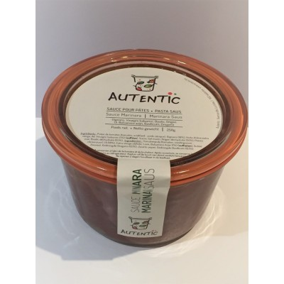 Sauce Marinara 250 g (Autentic)