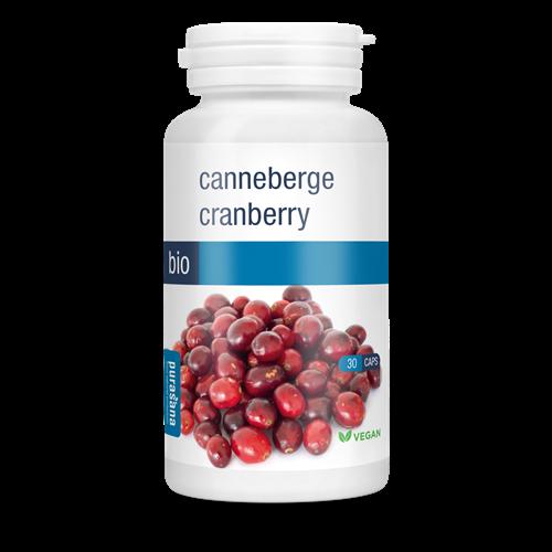 Cranberries BIO 30 gélules(Purasana)