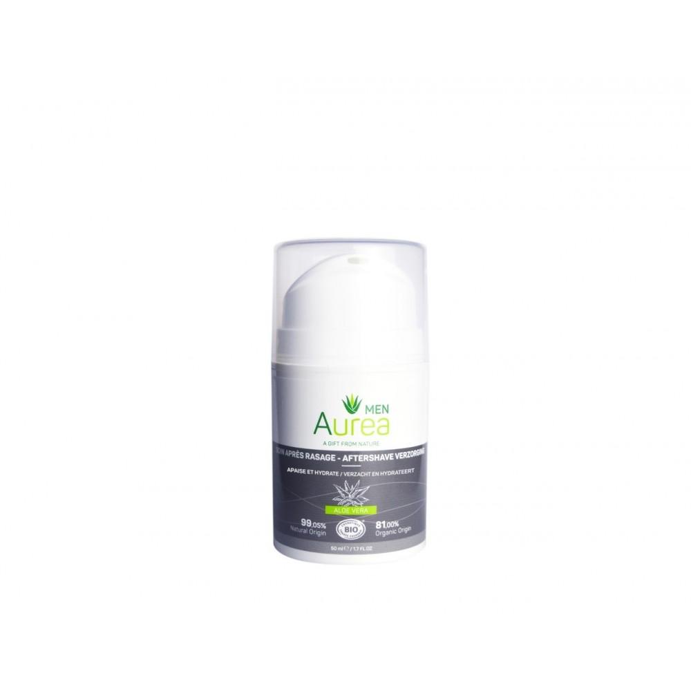 Soin visage hydratant homme 50 ml (Aurea)
