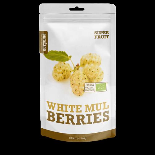 M^res blanches bio 200 g  (Purasana)