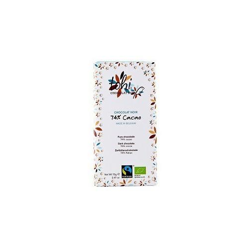 Melk chocolade met speculoos bio (Tohi)