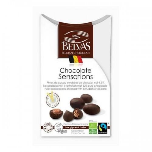Amandeltruffels bio & Fairtrade (Belvas)