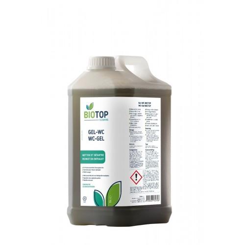 Gel wc au petit-lait et vinaigre 2 L (Biotop)