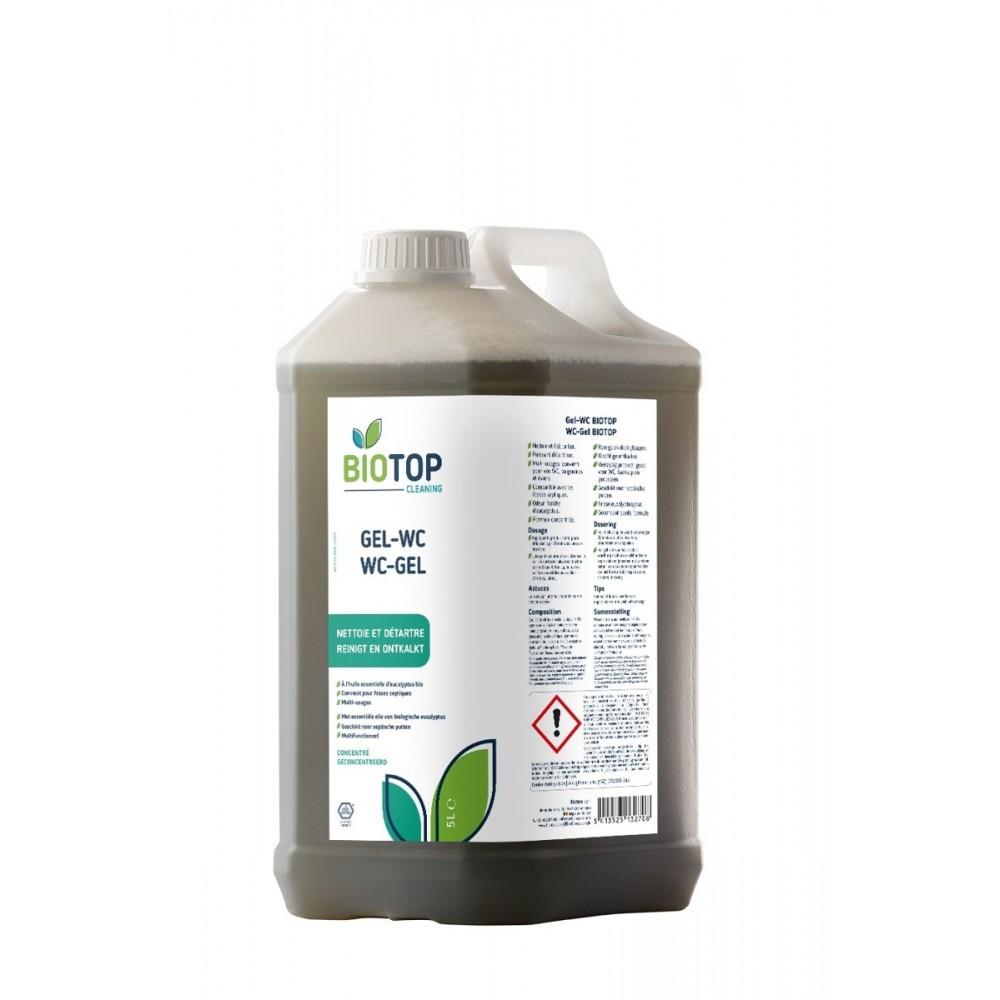 wc-gel met melkwei en azijn 2 L (Biotop)
