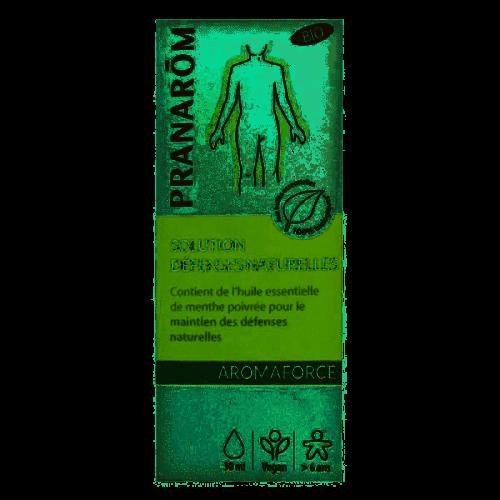 Résistance et défenses naturelles - Synergie multi-usages(Pranarôm)