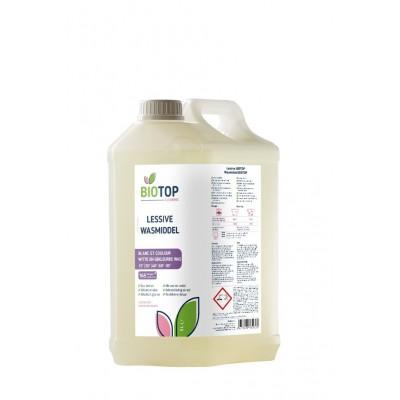 Vloeibaar wasmiddel 5 L (Biotop)