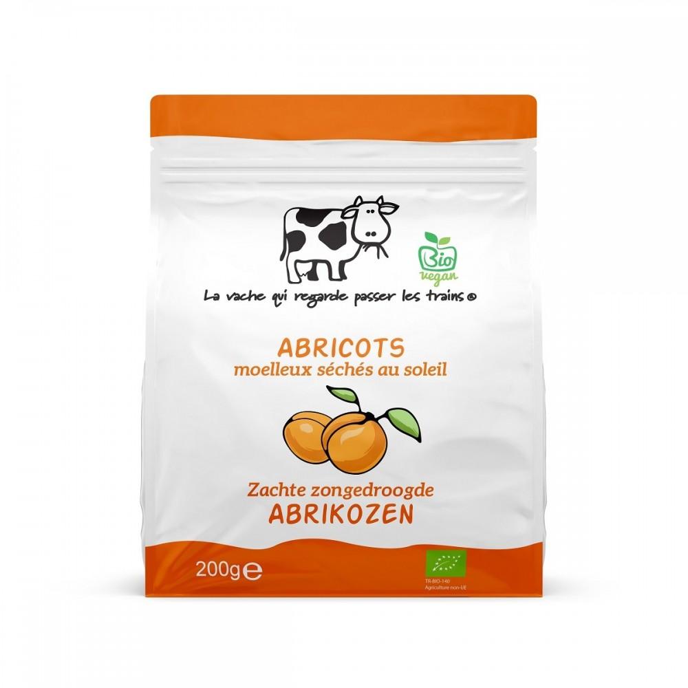 Abricots sechés (La vache)