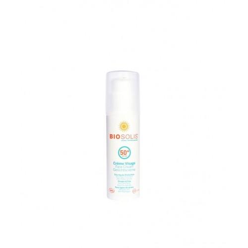 Smeltende creme bio SPF50 (Biosolis)