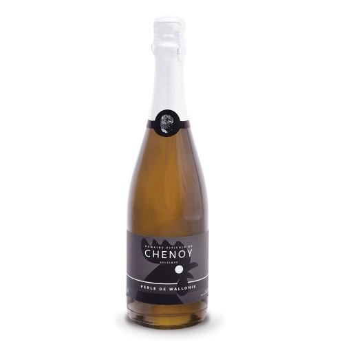 Mousserende wijn - Perle de Wallonie 2017 (Domaine du Chenoy)
