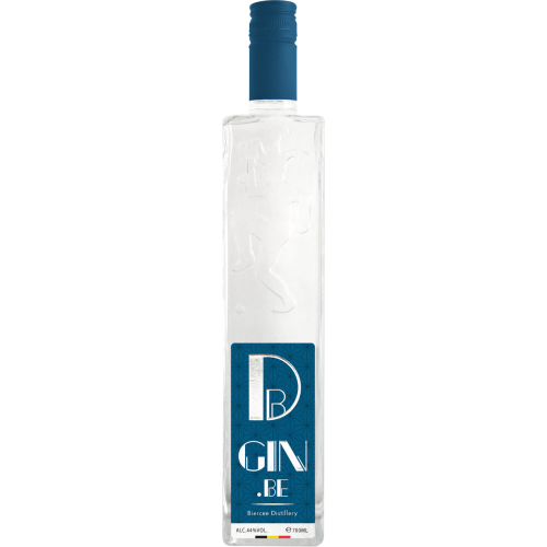 Gin.be 70 cl (Distillerie de Biercée)
