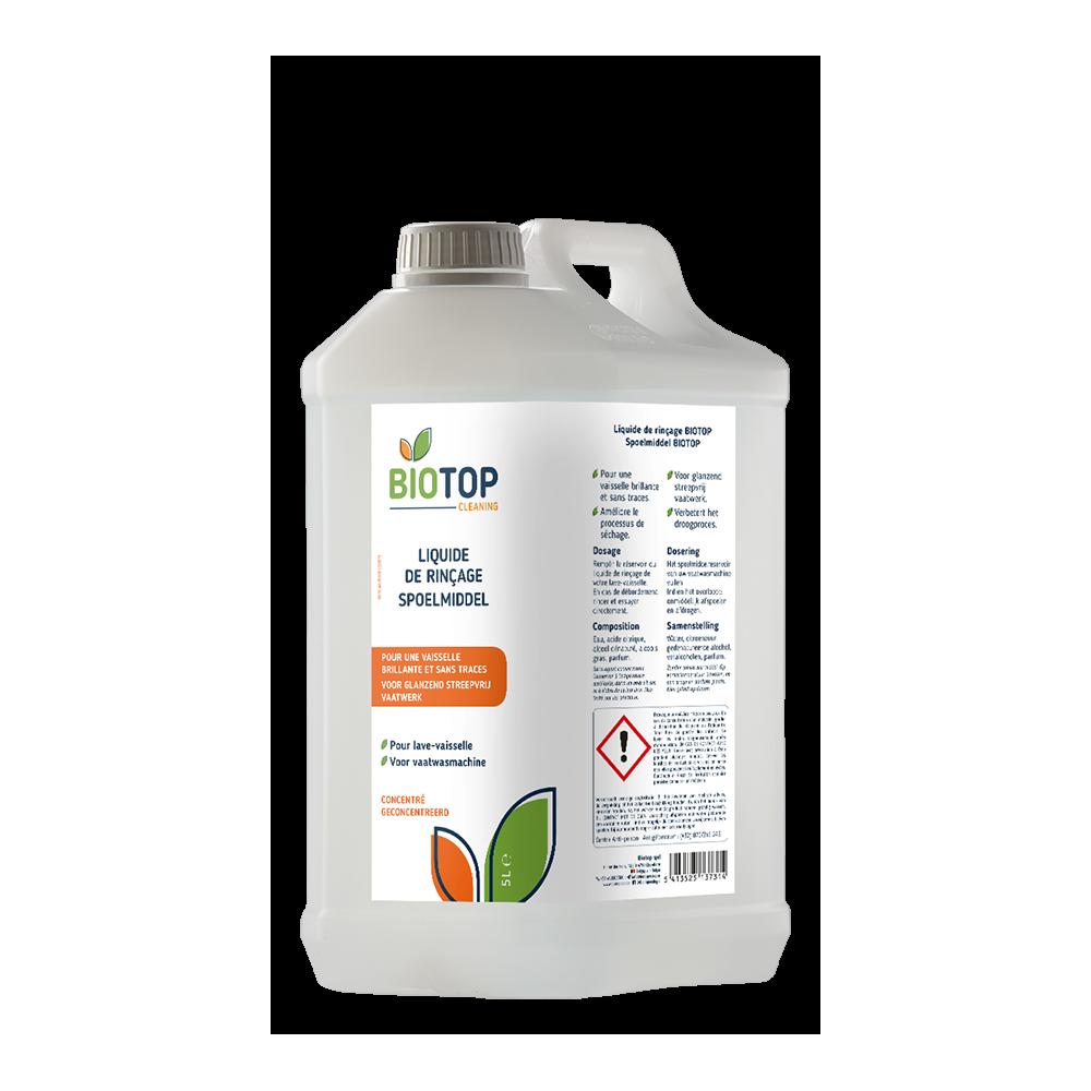 Spoelmiddel voor vaatwasmachine 2 L  (Biotop)