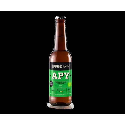 5 g bio 33 cl (Superfood beers)