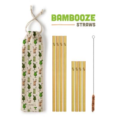 Paille bambou (Bambooze)