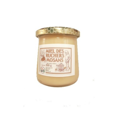 Miel des Ruchers Mosans 500 g