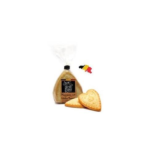 Petits coeurs en massepain cuit 90 g (Specul'House)