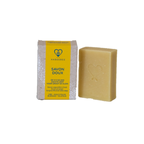 Zachte zeep 100 g (Habeebee)