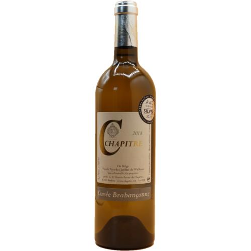 Cuvée brabançonne 75 cl 2018 (Domaine du Chapitre)