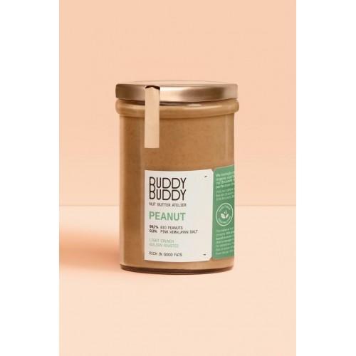Beurre de cacahuète bio 260 g (Buddy Buddy)
