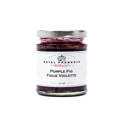 Extra  confituur paarse vijg 215 g (Belberry)