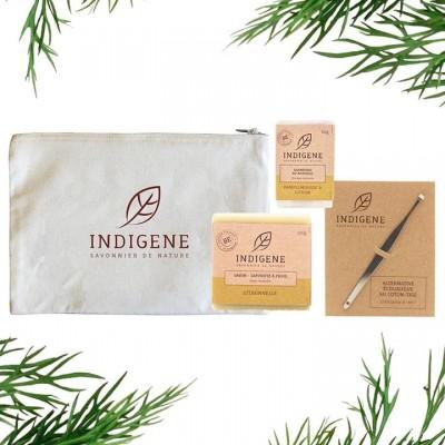 Gezicht  kit Indigène