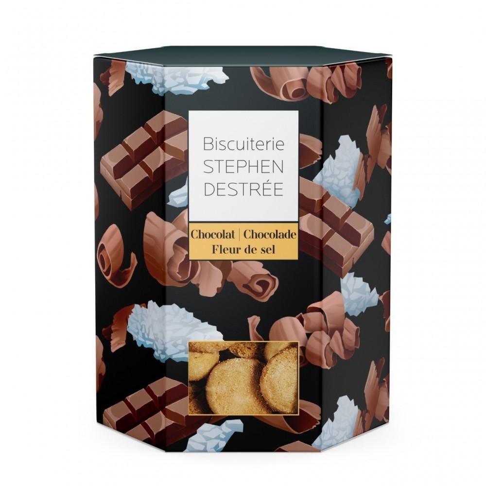 Biscuit Intense chocolat 100 g (Biscuiterie Destrée)