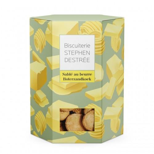 Sablé au beurre 100 g (Biscuiterie Destrée)