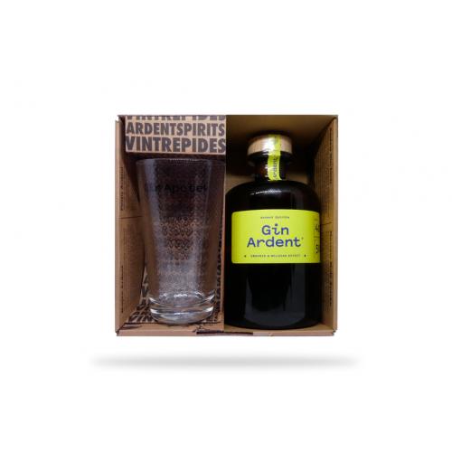 Rum ardent bio 50 cl (Distillerie Radermacher)