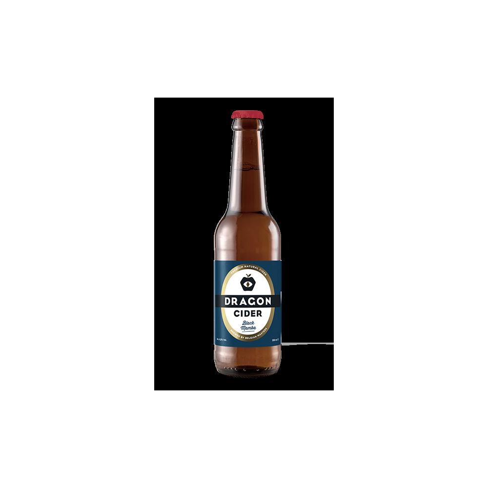 Cidre Black Mamba 33 cl Dragon