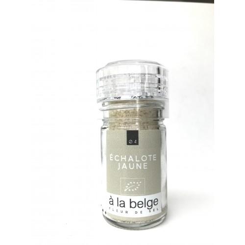 Fleur de sel gele sjalot 50 g (A la belge)