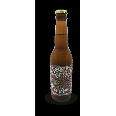 Happy Hoppy Hippie  bio 33 cl (Brasserie du Renard)