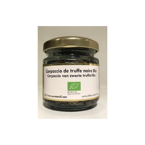 Tartufata saus bio 170 g (le palais de la truffe)