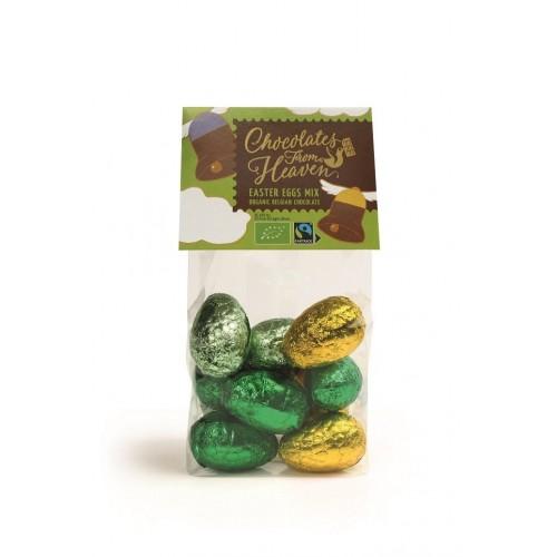 Figurines de Noël bio 100 g (Chocolate from Heaven)